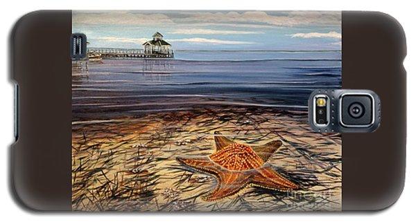 Starfish Drifting Galaxy S5 Case by Marilyn  McNish