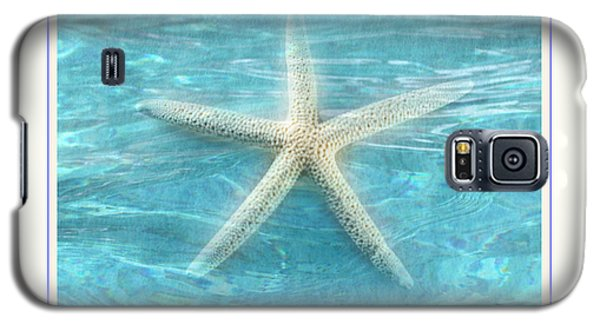 Starfish Underwater Galaxy S5 Case by Linda Olsen