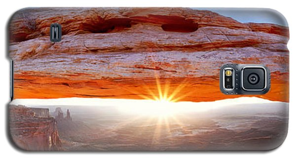 Sunset Galaxy S5 Case - Stargate - Craigbill.com - Open Edition by Craig Bill