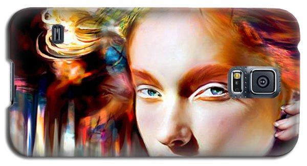 Stargirl I Bleed Color Galaxy S5 Case