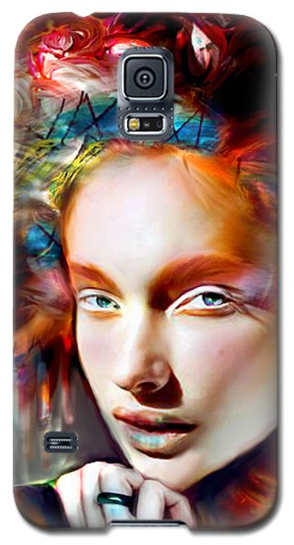 Stargirl I Bleed Color Galaxy S5 Case