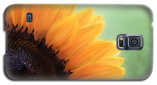 Staring Into The Sun Galaxy S5 Case by Amy Tyler