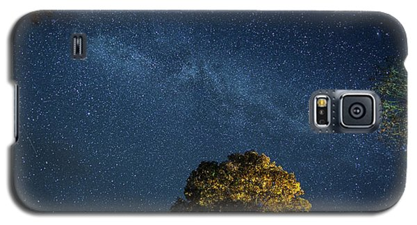 Galaxy S5 Case featuring the photograph Starry Skies by Martin Konopacki