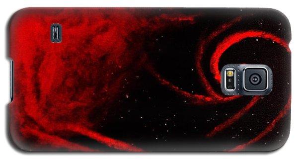 Stars Locked In Immortal Embrace Galaxy S5 Case