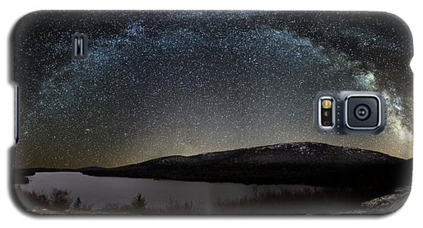 Stars Over Cadillac 1683 Galaxy S5 Case