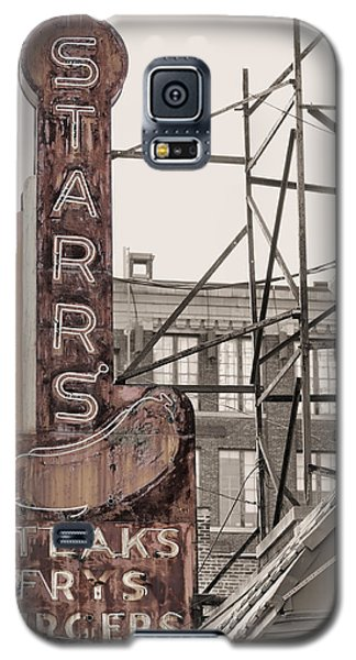 Stars Steaks Frys And Burgers Galaxy S5 Case