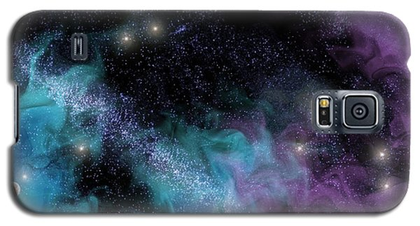 Starscape Nebula Galaxy S5 Case
