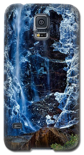 Start Of Spring Bridalvail Fall Galaxy S5 Case