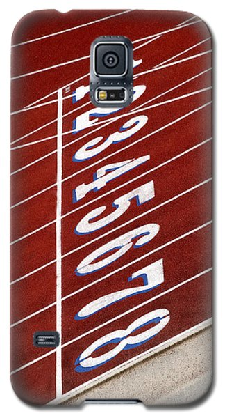Track Starting Line Galaxy S5 Case