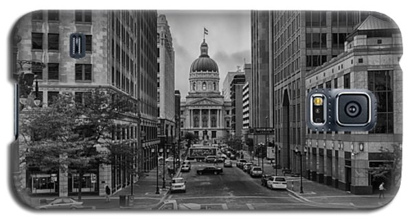 Galaxy S5 Case featuring the photograph State Capitol Building by Howard Salmon