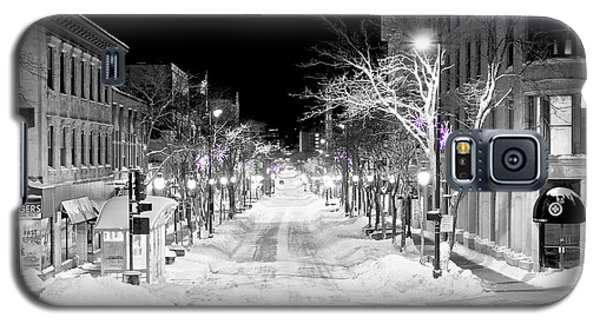 State Street Madison Galaxy S5 Case by Steven Ralser