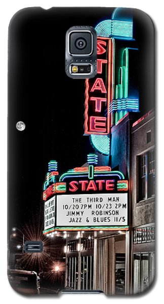State Theater Galaxy S5 Case