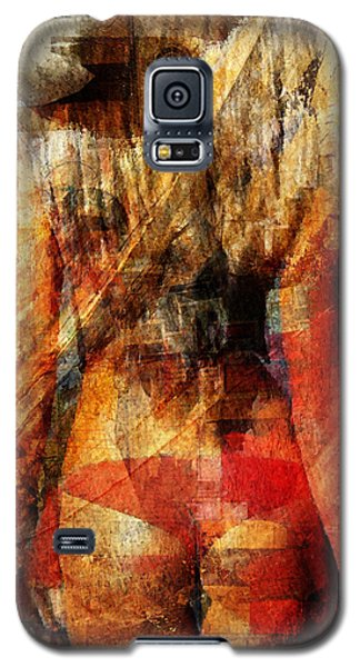 Statuary Galaxy S5 Case by Andrea Barbieri