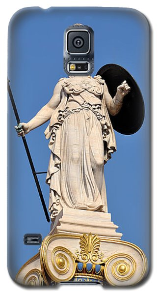 Statue Of Athena Galaxy S5 Case