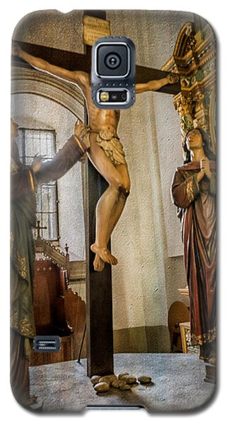 Statue Of Jesus Galaxy S5 Case
