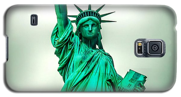 Statue Of Liberty Galaxy S5 Case - Statue Of Liberty by Az Jackson