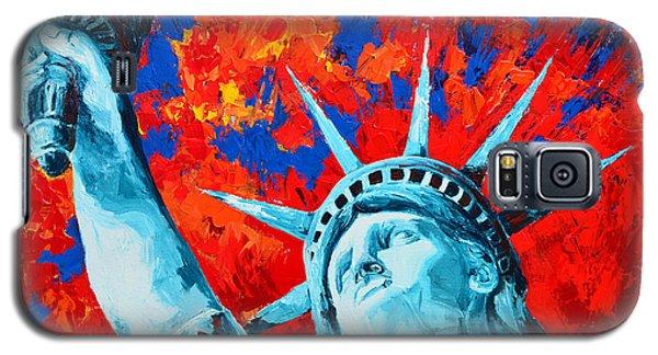 Statue Of Liberty - Lady Liberty Galaxy S5 Case