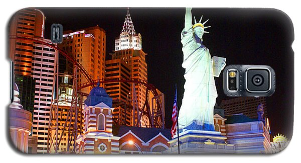 Statue Of Liberty Replica Galaxy S5 Case