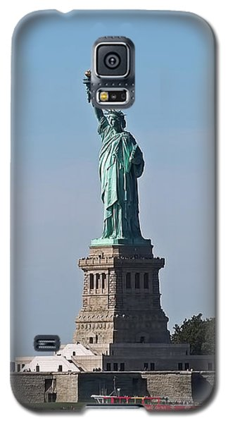Statue Of Liberty Galaxy S5 Case