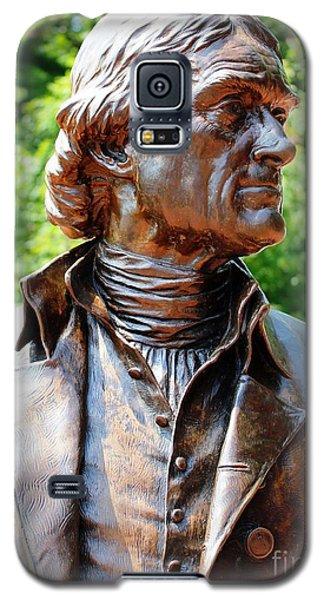 Statue Of Thomas Jefferson Galaxy S5 Case