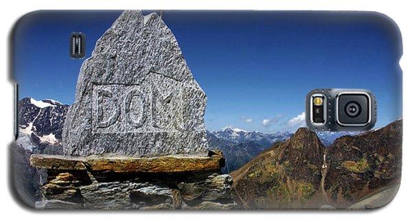 Statue The Dom Galaxy S5 Case