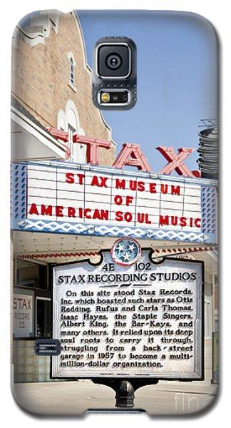 Stax Galaxy S5 Case by Liz Leyden