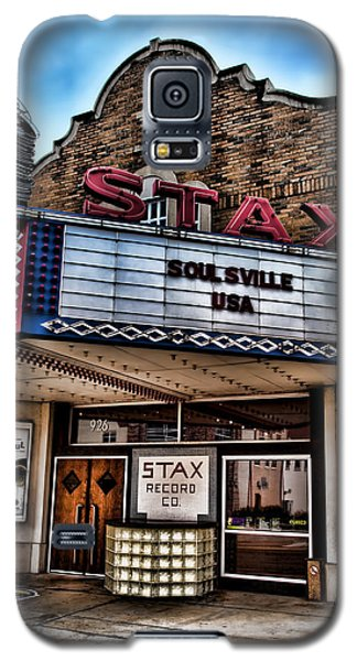 Stax Records Galaxy S5 Case by Stephen Stookey