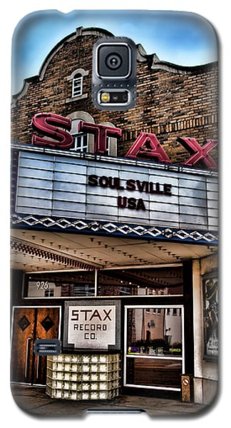 Stax Records Galaxy S5 Case