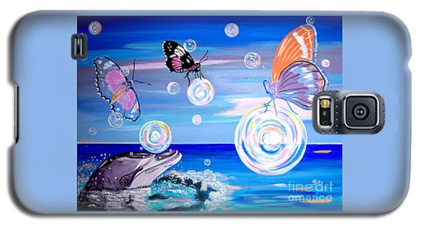 Stay And Play Galaxy S5 Case