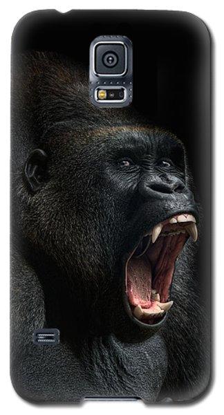 Stay Away Galaxy S5 Case by Joachim G Pinkawa