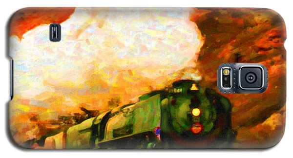 Steam And Sandstone Galaxy S5 Case