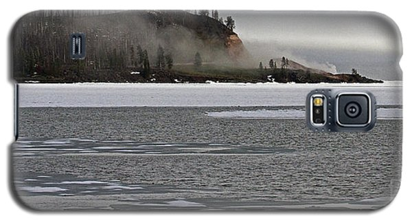 Galaxy S5 Case featuring the photograph Steam Boat Point by J L Woody Wooden