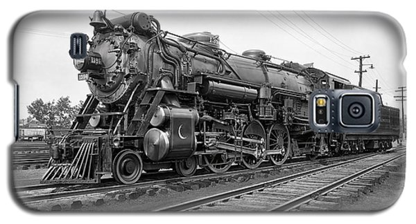 Steam Locomotive Crescent Limited C. 1927 Galaxy S5 Case by Daniel Hagerman