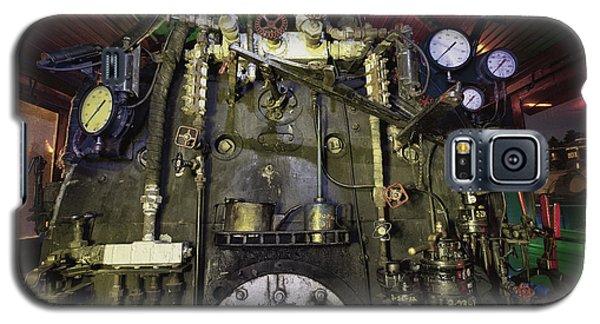 Steam Locomotive Engine Galaxy S5 Case