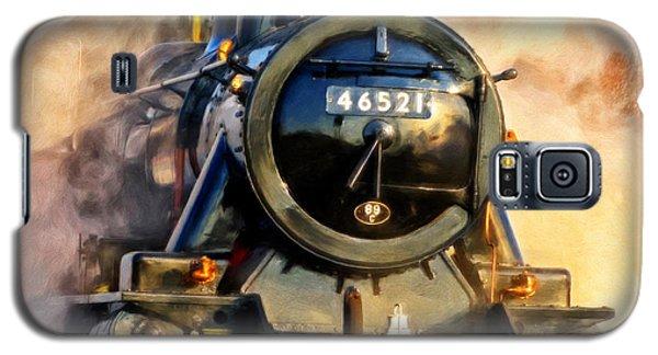 Steam Power Galaxy S5 Case by Michael Pickett