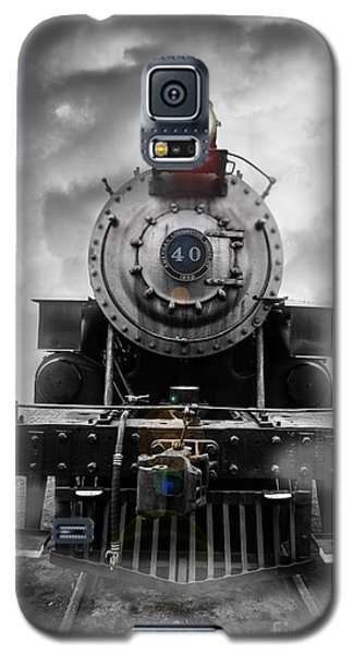 Train Galaxy S5 Case - Steam Train Dream by Edward Fielding