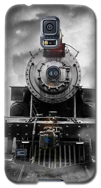 Steam Train Dream Galaxy S5 Case by Edward Fielding