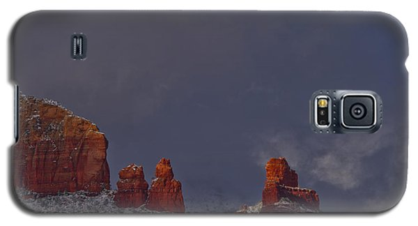 Galaxy S5 Case featuring the photograph Steamboat Glistens by Tom Kelly