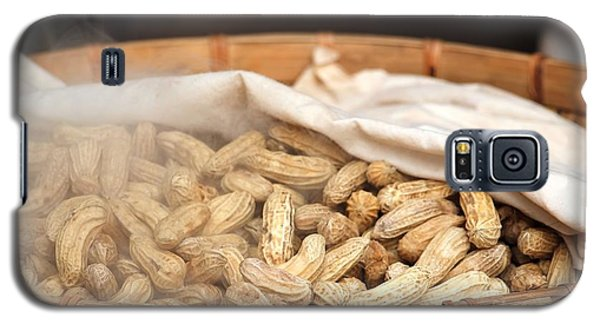 Steamed Peanuts Galaxy S5 Case by Yali Shi