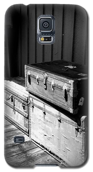 Steamer Trunks Galaxy S5 Case