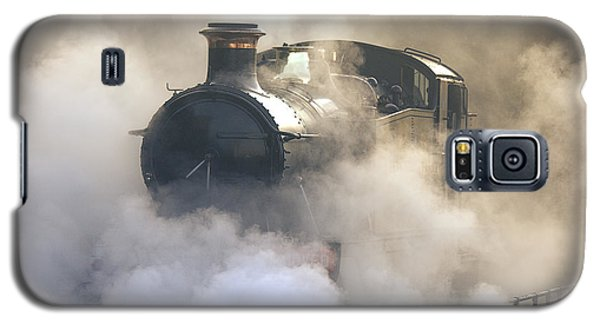 Steaming At Dawn No1 Galaxy S5 Case
