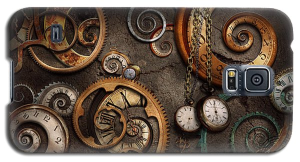 Steampunk - Abstract - Time Is Complicated Galaxy S5 Case