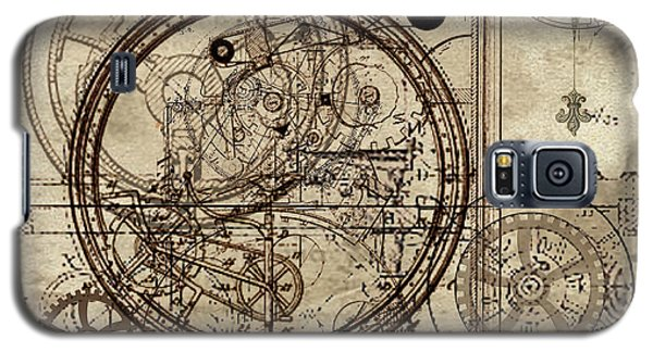 Steampunk Dream Series IIi Galaxy S5 Case by James Christopher Hill