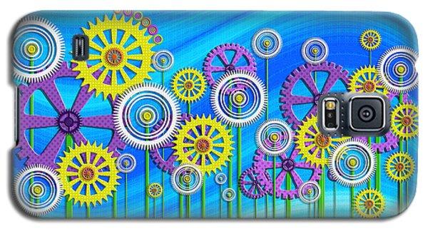 Steampunk Garden Galaxy S5 Case by Shawna Rowe