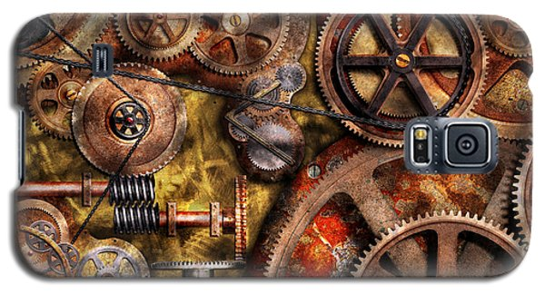 Steampunk - Gears - Inner Workings Galaxy S5 Case