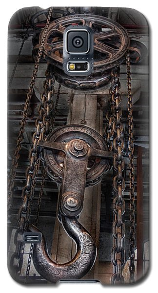 Steampunk - Industrial Strength Galaxy S5 Case