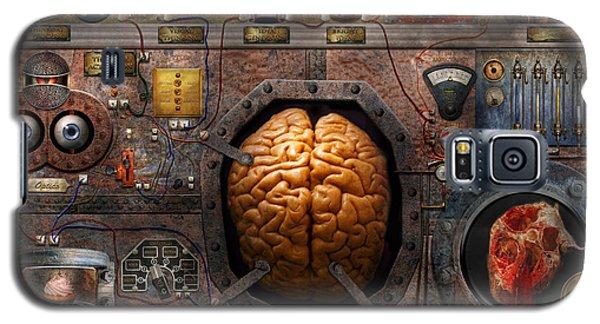 Steampunk - Information Overload Galaxy S5 Case