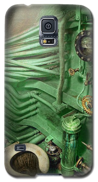 Steampunk - Naval - Plumbing - The Head Galaxy S5 Case