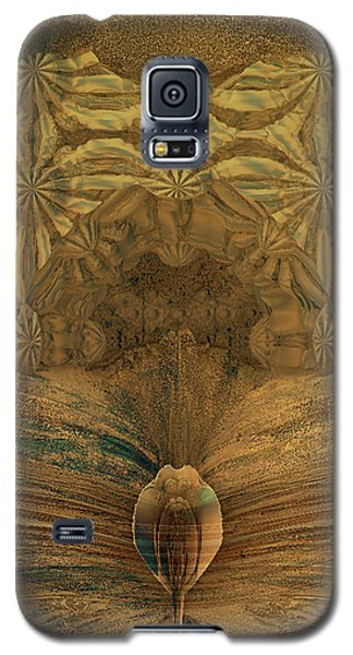 Steampunk Recovered Galaxy S5 Case by David Jenkins