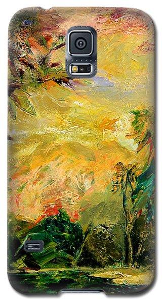 Steamy Cove Galaxy S5 Case